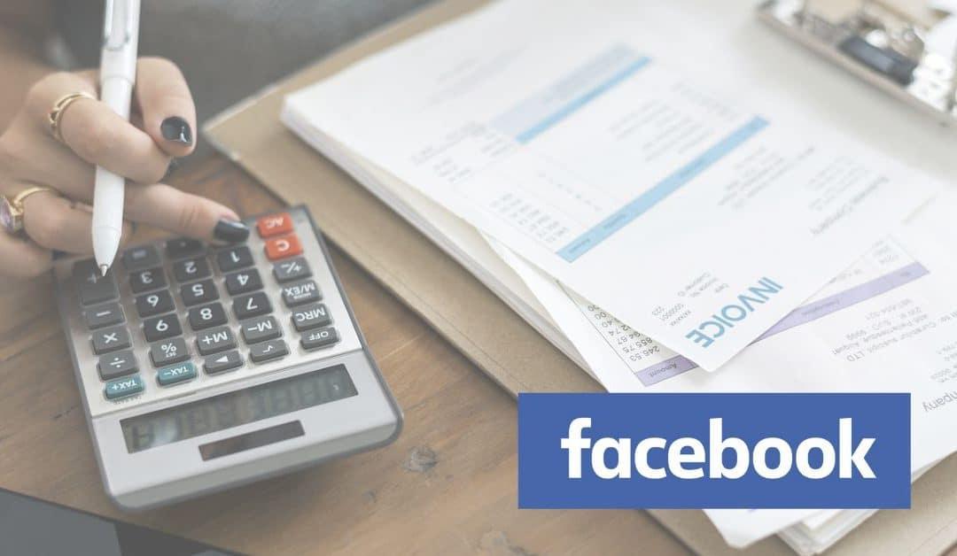 Facebook számla hol található?