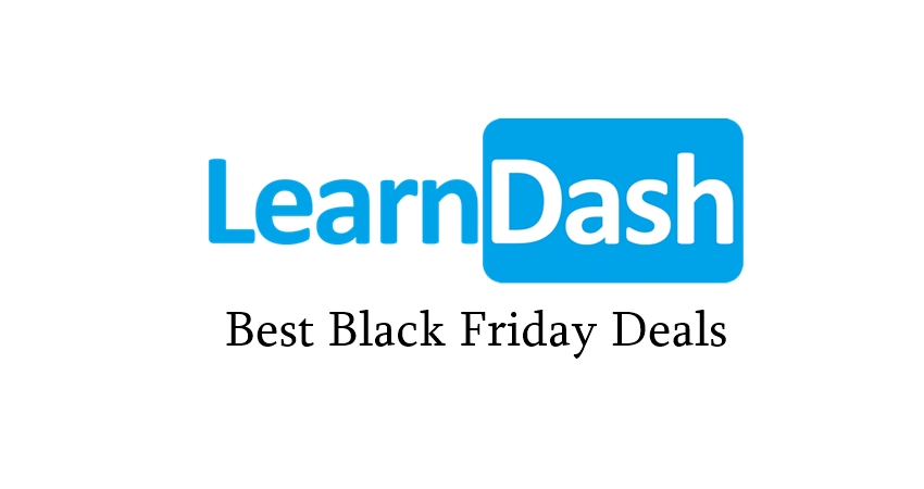LearnDash black friday akció